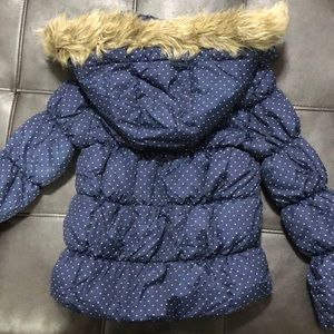 Girls GAP puffer coat. GREAT condition!